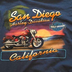 Harley Davidson Men's t.